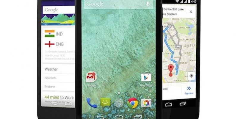 Android One devices to get Android Lollipop 5.0