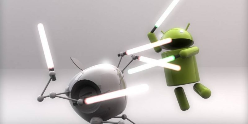 iOS vs Android – In 500 Words