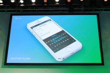 SwiftKey unveiled its new keyboard for iOS 8
