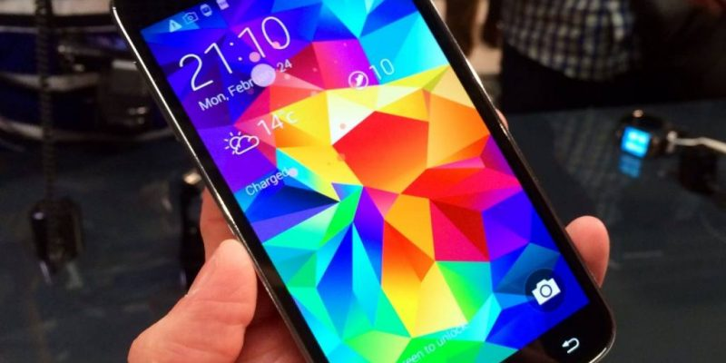 Samsung Galaxy S5 Plus goes online on Samsung Netherland website