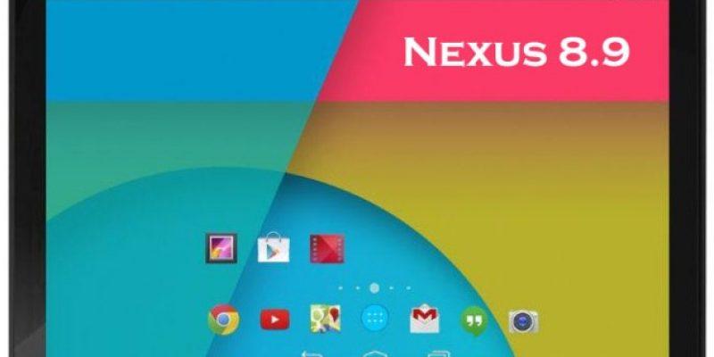 Google to unveil Nexus 9 on October 15th