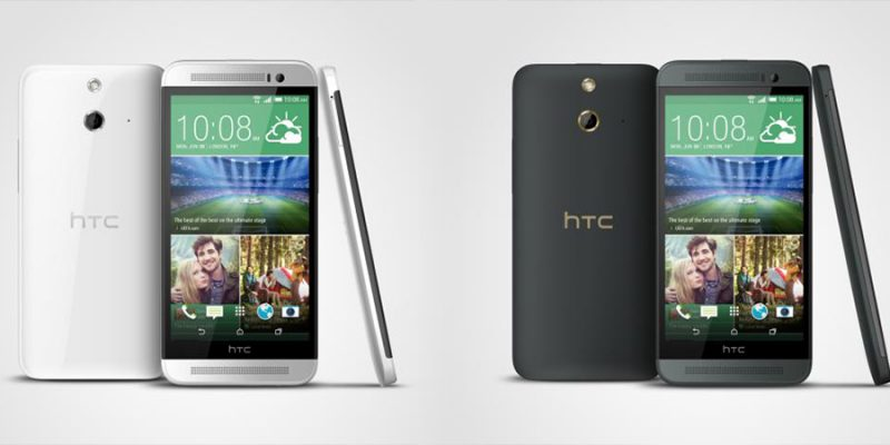 HTC ONE E8 EYE spotted in a listing