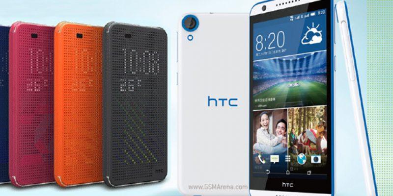 HTC announced Desire 820s with 64 bit processor