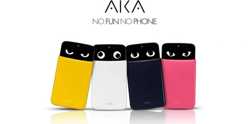LG AKA – a new concept smartphone