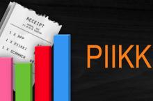 Piiki Receipt Scanner & Expenses Report