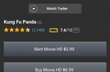 Amazon follows Google, grants 75% off one movie rental through January 4th
