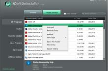 Best Uninstaller Software for Windows