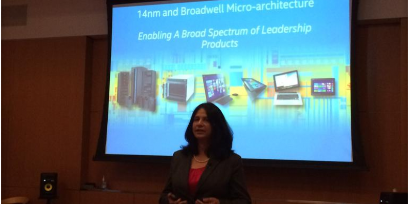 Intel announces 14nm Core M Chips codenamed Broadwell