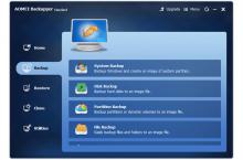 AOMEI Backupper Standard 4.0.6 Review