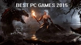 Best PC Games of 2015