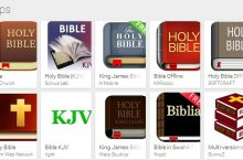 Best Android Bible Study Apps