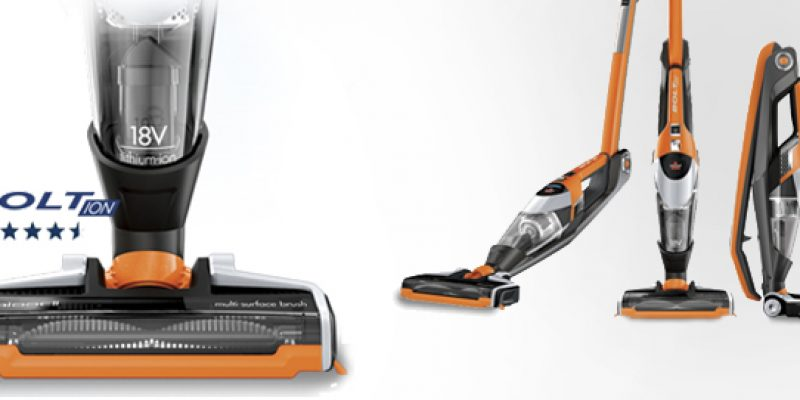 Bissell Bolt Ion 2-in-1 Lightweight Cordless Vacuum Review