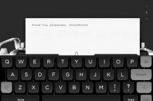 Tom Hanks' Typewriter App tops the Apple App Store