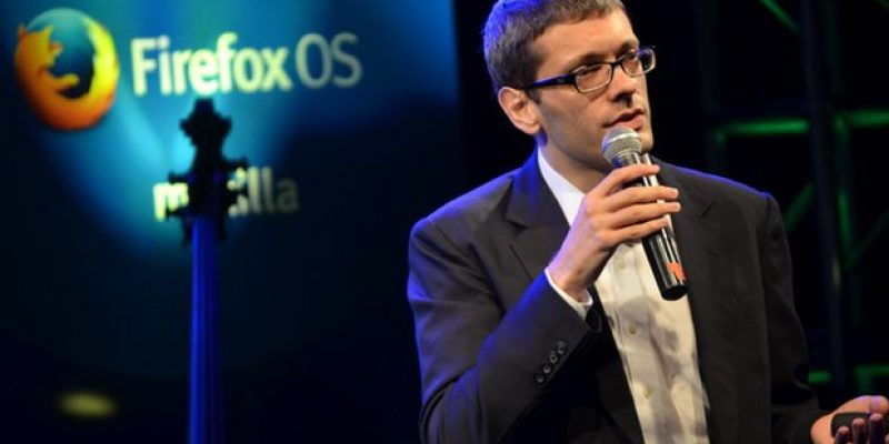 Mozilla CTO says Firefox OS is in for the long fight with Google and Apple