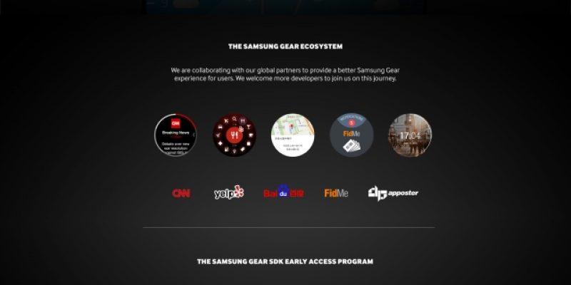 Samsung teases its next round Gear smartwatch