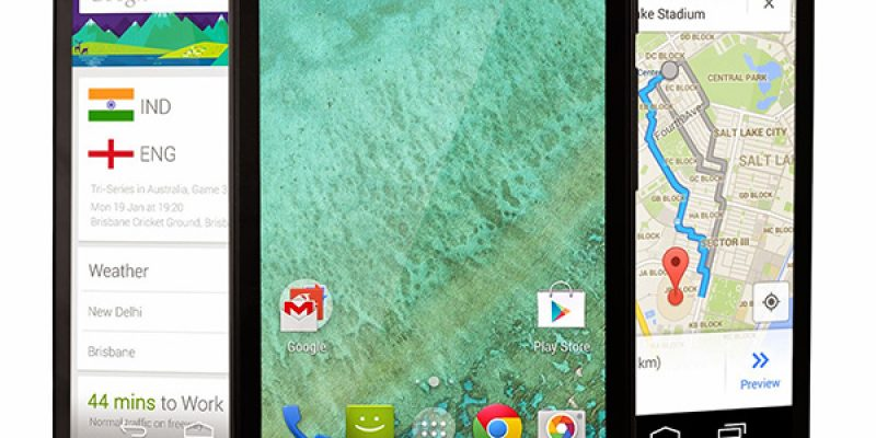Google launched three new Android One smartphones