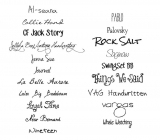 Best free handwriting fonts for designers