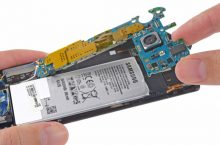 iFixit teardown shows Galaxy S6 Edge difficult to repair