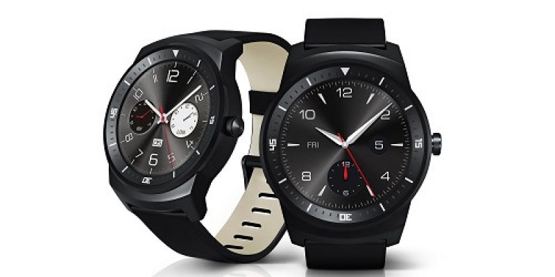 LG officially announced G Watch R, starts shipping in Q4, 2014