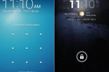 Customizing Galaxy S4 Lock screen