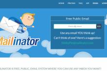 Best Alternatives to Mailinator