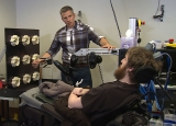 Brain Implant Helps to Restore a Paralyzed Man's Sense of Touch