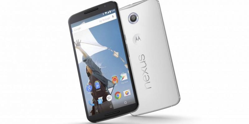 Long awaited Motorola Nexus 6 launched by Google