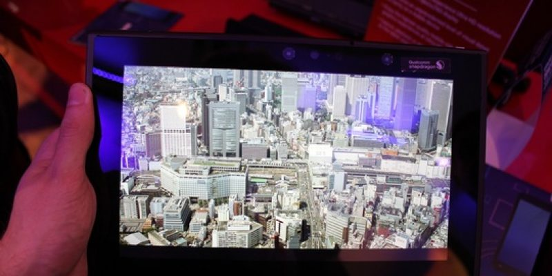 Qualcomm thinks 4k display is the new thing
