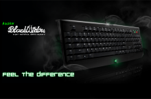 Razer Blackwidow Ultimate (Gaming Keyboard)