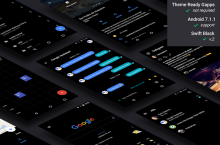 Substratum Theme to Give Your Android a New Look
