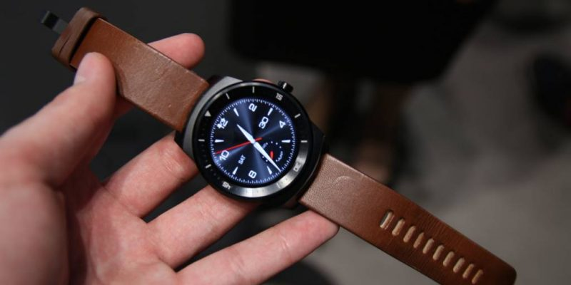 LG G Watch R annouced globally